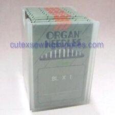 100 ORGAN BLX1 Portable Serger Needles For Babylock Bernette