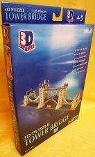 1 BOX NEW 3D Puzzle Tower Bridge Paper Gift Cubic Fun 120 Pieces Wholesale
