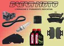 CONJUNTO DE CORTE PIAGGIO MP3 500 IE 2011 2012 2013 2014 ACEITE - CORREA - OTRAS