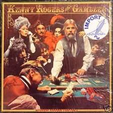 KENNY ROGERS The Gambler US Press LP