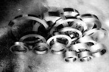 42CrMo4 Ringe Flansche Lochscheiben nahtlose Ringe Vergütungsstahl 1.7225