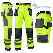Arbeitshose Bundhose Arbeitskleidung Herren Hose Gelb Grau Schwarz Gr. 46 - 62