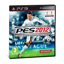 PRO EVOLUTION SOCCER 2012 (Sony PlayStation 3, 2011)