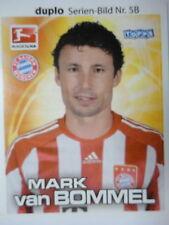 duplo Bundesliga 2011 Bayern München Mark van Bommel 5B