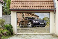 3D Bella Macchina Garage Porta Stampe Parete Decorazione Murale AJ WALLPAPER IT