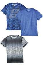Crivit® Jungen Funktionsshirt T-Shirt Shirt Sportshirt Cooler Look Sportlich