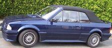 Ford Escort Cabrio Verdeck PVC (weichere Qualität) schwarz ALF mit Anleitung