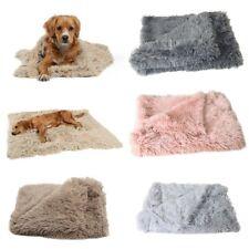 Extra Large Pet Dog Cat Soft Blanket Cosy Warm Animal Blanket Throw Mat Sleeping