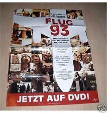 Filmposter A1 Neu Filmplakat Flug 93 ( United 93 )