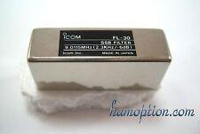 NEW ICOM FL-30 2.3Khz SSB Filter for IC-730 IC-735 IC-740 IC-745 IC-751 IC-751A