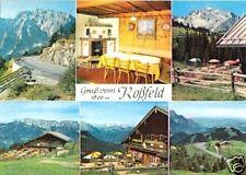 AK, Berchtesgaden, Roßfeld-Skihütte, sechs Abb., 1976