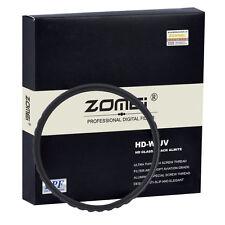 ZOMEI 52/58/67/72/77/82mm Slim HD High Definition UV filter For DSLR Camera Lens