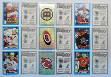 2003-04 Panini NHL Hockey Stickers (#1-91) Pick a Player Sticker