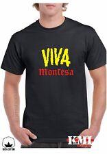 T-Shirt Camiseta Honda Montesa VIVA Cross Old Vintage Logo***CALIDAD 100%***