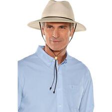 Coolibar UPF 50+ Men's Kaden Crushable Ventilated Hat