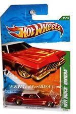 2011 Hot Wheels Treasure Hunt #61 1971 Buick Riviera