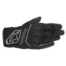 Alpinestars Syncro Drystar Textil Motorrad Handschuhe Schwarz