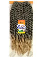 AFTRESS – 2X JUMBO SENEGAL TWIST Braid 10 INCH – 18mm DIAMETER
