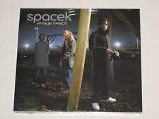 Spacek/VINTAGE HI. TECH (! k7 144) CD Album