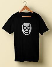 Lucha libre mask tshirt wrestling nacho Mexico S M L XL 2X 3X 4X 5X