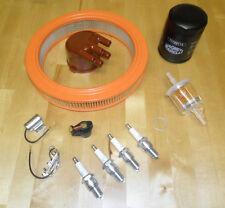 FIAT x1/9 Servizio Kit Carburante Aria Olio Candele Filtro Tappo IGN s135 Distributore