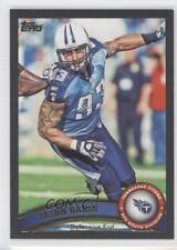 2011 Topps Black #393 Jason Babin Tennessee Titans Football Card
