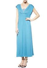 NWT La Perla CALLE DE LA PASION Night Gown, sz S Blue *$268 *