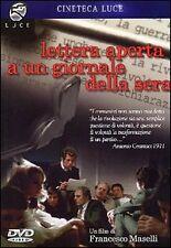 Dvd **LETTERA APERTA A UN GIORNALE DELLA SERA** Nuovo Slipcase 1970