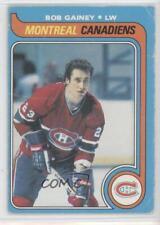 1979-80 O-Pee-Chee #170 Bob Gainey Montreal Canadiens Hockey Card