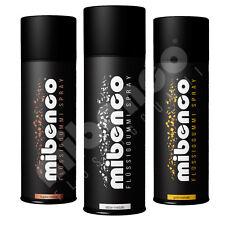 Felgen SPRÜHFOLIE mibenco Flüssiggummi Effekt Spray 400ml