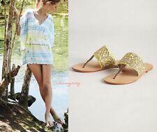 NEW Anthropologie Needlework Sandals By Jasper & Jeera size Euro 37, India Last1