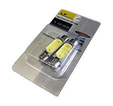2pcs 31mm 1.5w Super Bright LED Blubs Interior Festoon Light DE3175 DE3022 3021