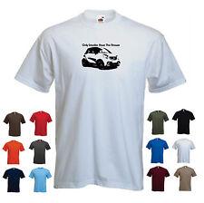 """""""solo gli SMARTIES hanno la risposta"""" modello MK 2 Smart Car T-shirt"""