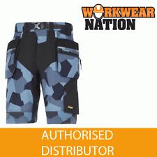 6904 Snickers Azul Marino Camuflaje flexiwork,Cordura Trabajo Pantalones cortos+