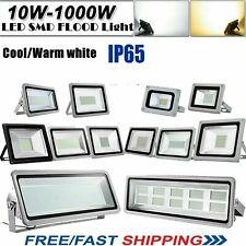 Led Flood Light 1000W 500W 300W 100W 50W 30W 20W Outdoor Waterproof Cool White