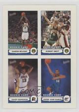2004 #22 Damien Wilkins Robert Swift Peter John Ramos David Harrison Rookie Card