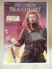 DVD Braveheart,Mel Gibson