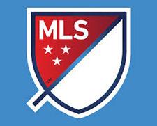 MLS Major League Soccer Futbol Mens Embroidered Polo Shirt XS-6XL, LT-4XLT New