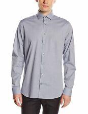 Seidensticker camisa rosa negra slim ela gris/blanco a cuadros Patch 241635.34