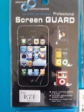 Nokia Screen Protectors - Large range - Anti-Scratch/Fingerprint