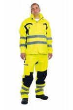 TICINO Warnschutzjacke, Warnjacke, gelb/schwarz