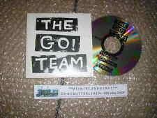 CD Pop Go! Team - Thunder Lightning Strike (11 Song) Promo MEMPHIS INDUSTRIES