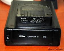 BMW OEM 6 CD CHANGER SHUTTLE PLAYER E31 E34 E36 E38 740i 840i DSP
