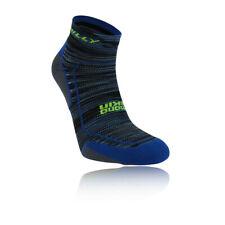 Hilly Herren Lite Comfort Socken Blau Sports Laufen Atmungsaktiv Extra Leicht