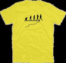 Standard Edition Vor Abismo Evolution Camiseta divertida Camiseta S-XXXL