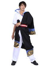 Silver Soul / Gintama Cosplay Costume Kin-chan Sakata Kintoki Kimono 1st Ver Set