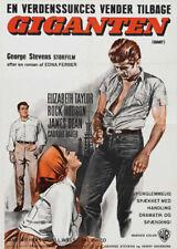 Giant James Dean Taylor Hudson movie poster #6