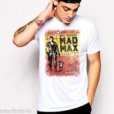 Mad Max, t shirt, beyond thunderdome, vintage, SZ S-2XL, cotton, tank top, new