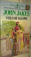 Veils of Salome by John Jakes (Paperback, 1976)