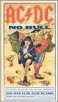 AC/DC No bull live plaza de toros Madrid vhs NUOVA